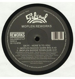 """Skyy / The Salsoul Orchestra – Moplen Reworks 12"""""""