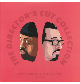 Frankie Knuckles & Eric Kupper / Director's Cut ‎– The Director's Cut Collection Volume Two 2x12""