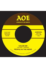 """People In The News – Color Me 7"""""""