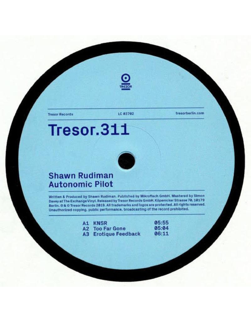 "Shawn Rudiman – Autonomic Pilot 12"""