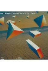 Azymuth ‎– Light As A Feather LP