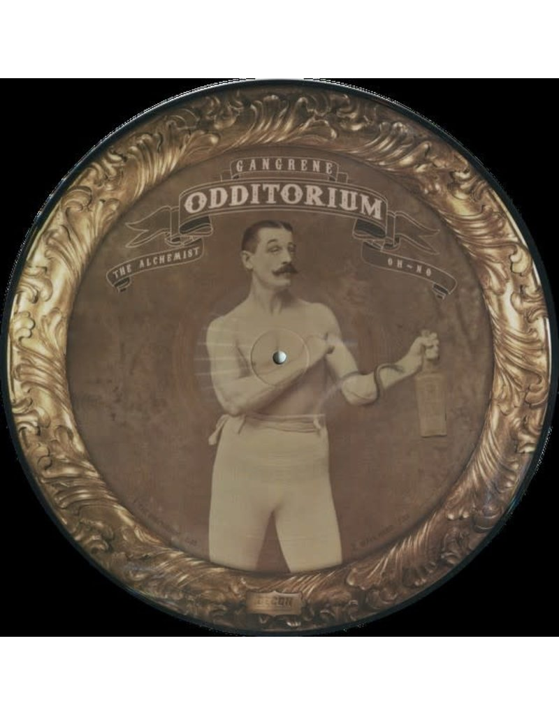HH Gangrene - Odditorium (Picture Disc)