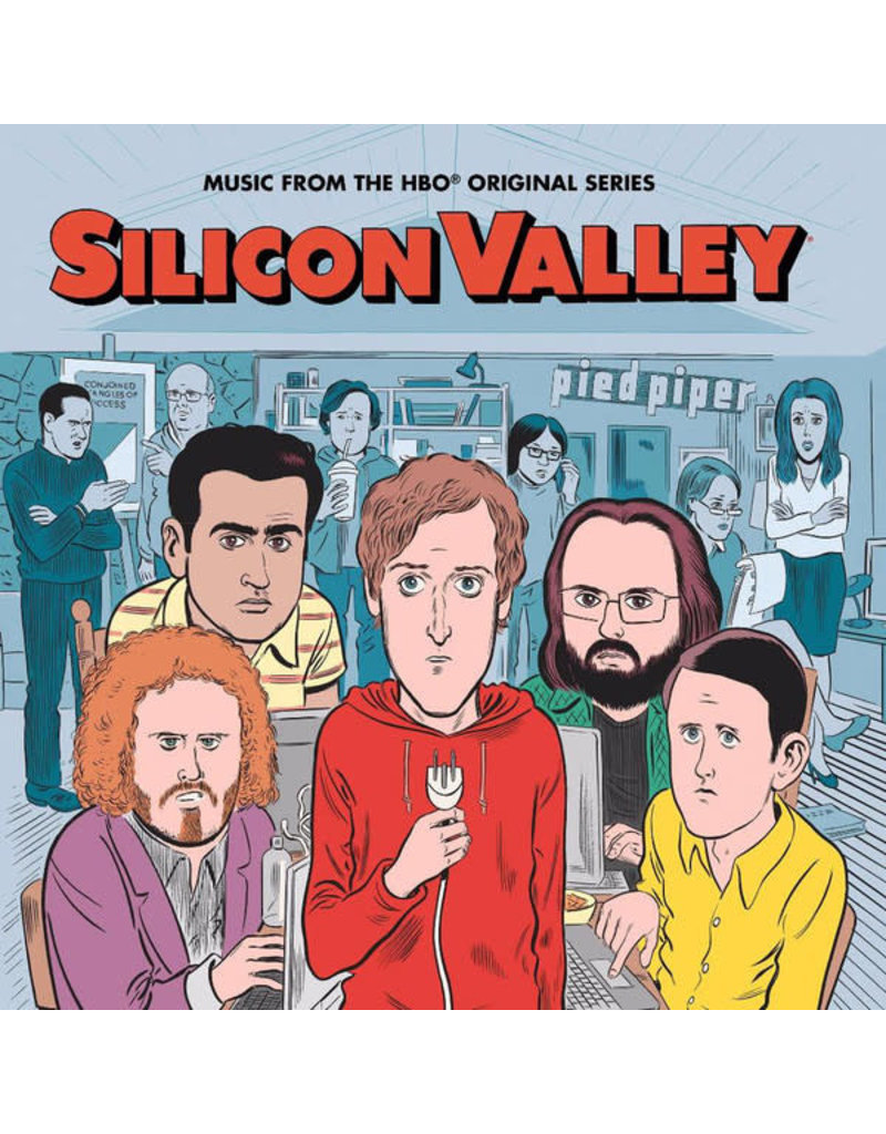 Various Artists - Silicon Valley (Music From The HBO Original Series) LP