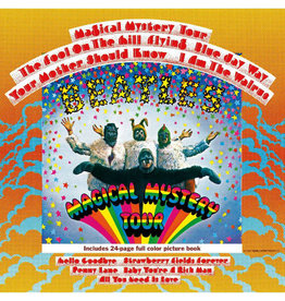 RK The Beatles ‎– Magical Mystery Tour LP