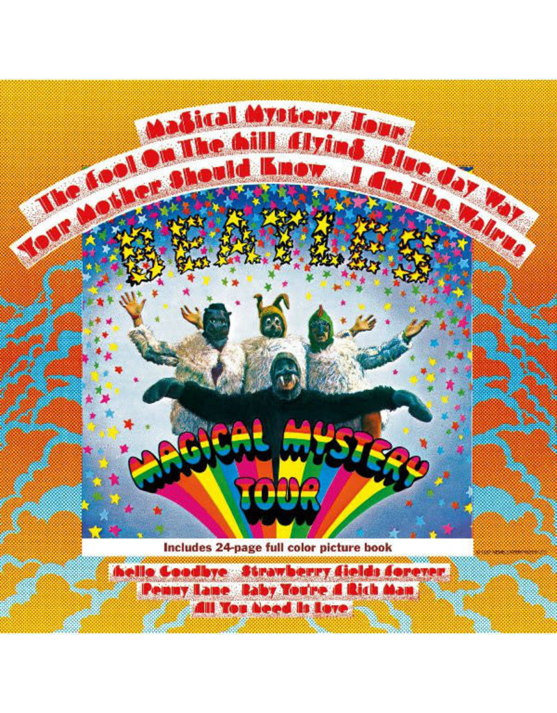 RK The Beatles – Magical Mystery Tour LP