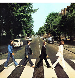 RK The Beatles ‎– Abbey Road LP