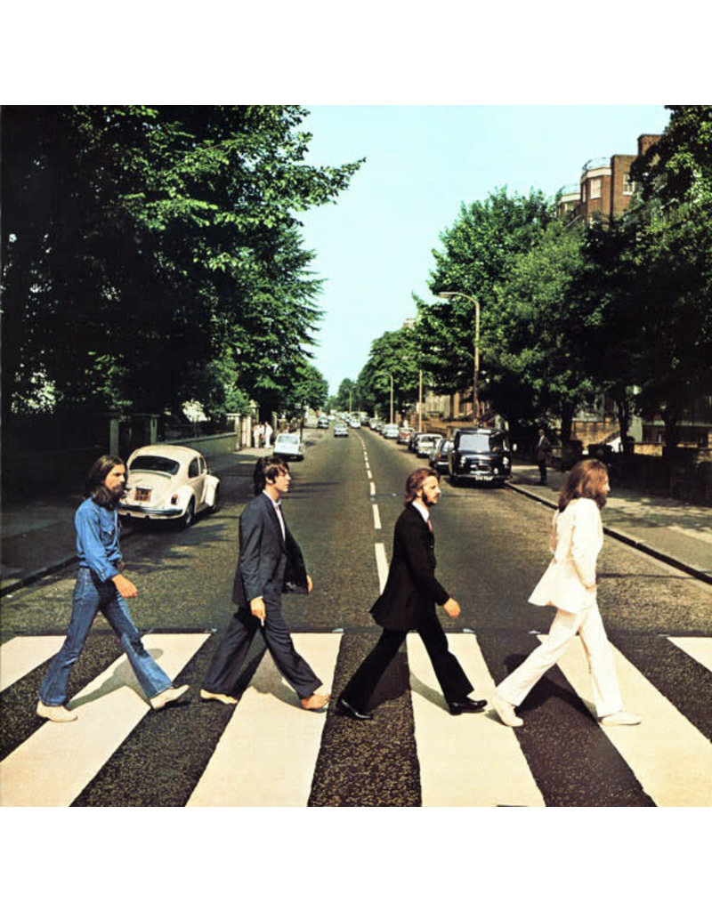 The Beatles ‎– Abbey Road (50th Anniversary Edition) LP