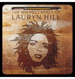 HH Lauryn Hill ‎– The Miseducation Of Lauryn Hill LP (Reissue), Columbia Records, Made in U.S.