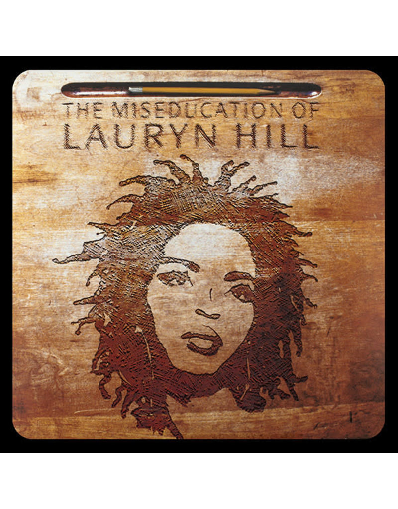 HH Lauryn Hill ‎– The Miseducation Of Lauryn Hill LP