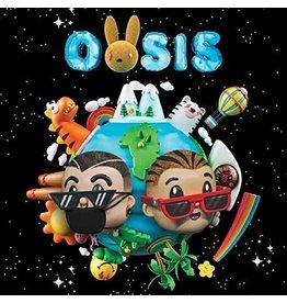 J. Balvin & Bad Bunny – Oasis LP