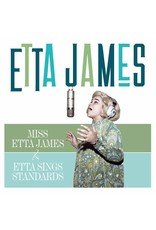Etta James - Miss Etta James & Etta Sings Standards LP
