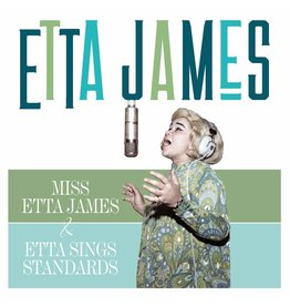Etta James - Miss Etta James & Etta Sings Standards LP
