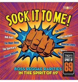 Various Artists – Sock It To Me! Boss Reggae Rarities In The Spirit Of 69 LP