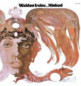 Weldon Irvine ‎– Sinbad LP (Music On Vinyl)