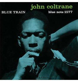 JZ John Coltrane ‎– Blue Train LP