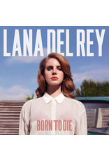 PO Lana Del Rey ‎– Born To Die LP
