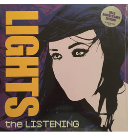 Lights ‎– The Listening (10th Anniversary Edition) LP