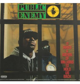 HH Public Enemy ‎– It Takes A Nation Of Millions To Hold Us Back LP