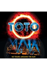 Toto – 40 Tours Around The Sun 3LP