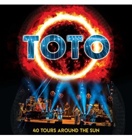 Toto ‎– 40 Tours Around The Sun 3LP
