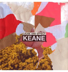 Keane ‎– Cause And Effect LP