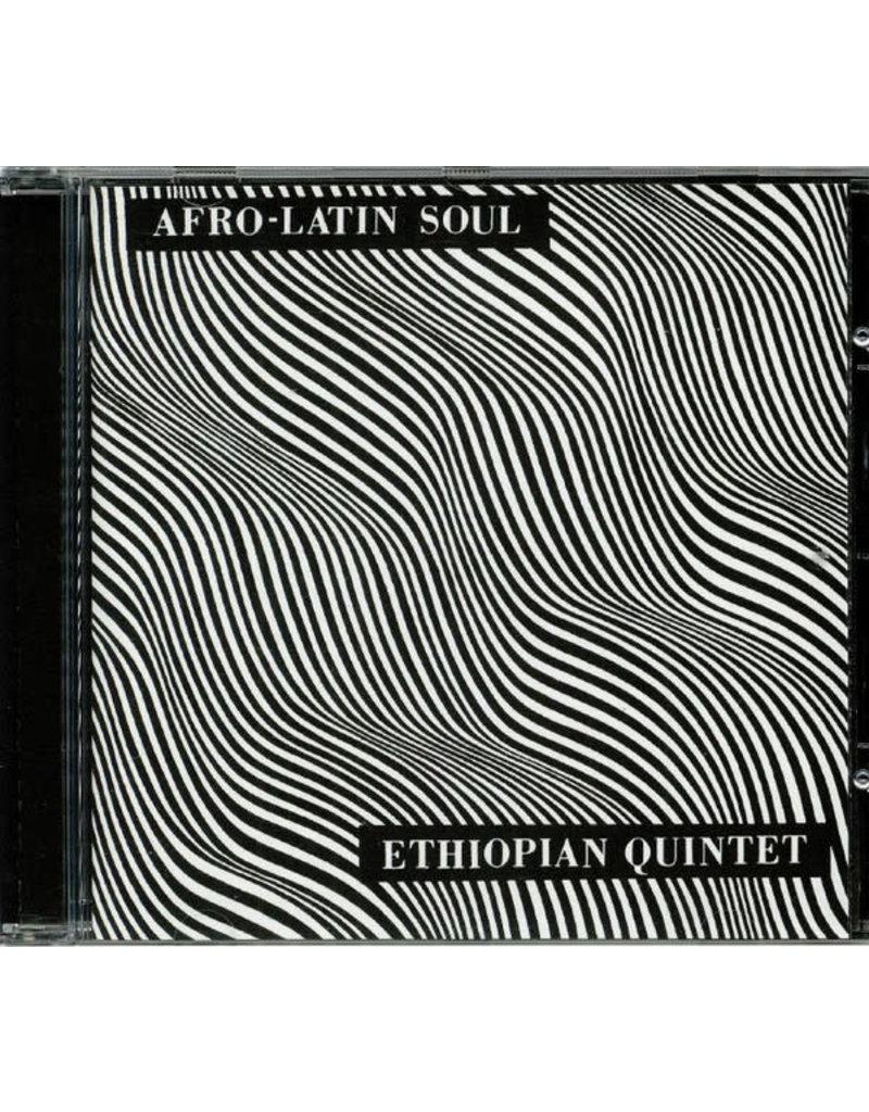 Mulatu Astatke & His Ethiopian Quintet – Afro-Latin Soul Vols 1 & 2 CD