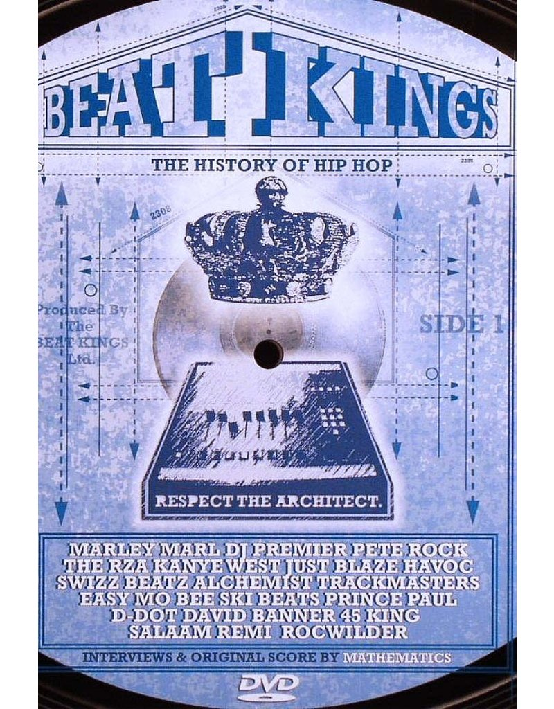 Various Artists - Beat Kings: The History of Hip Hop DVD