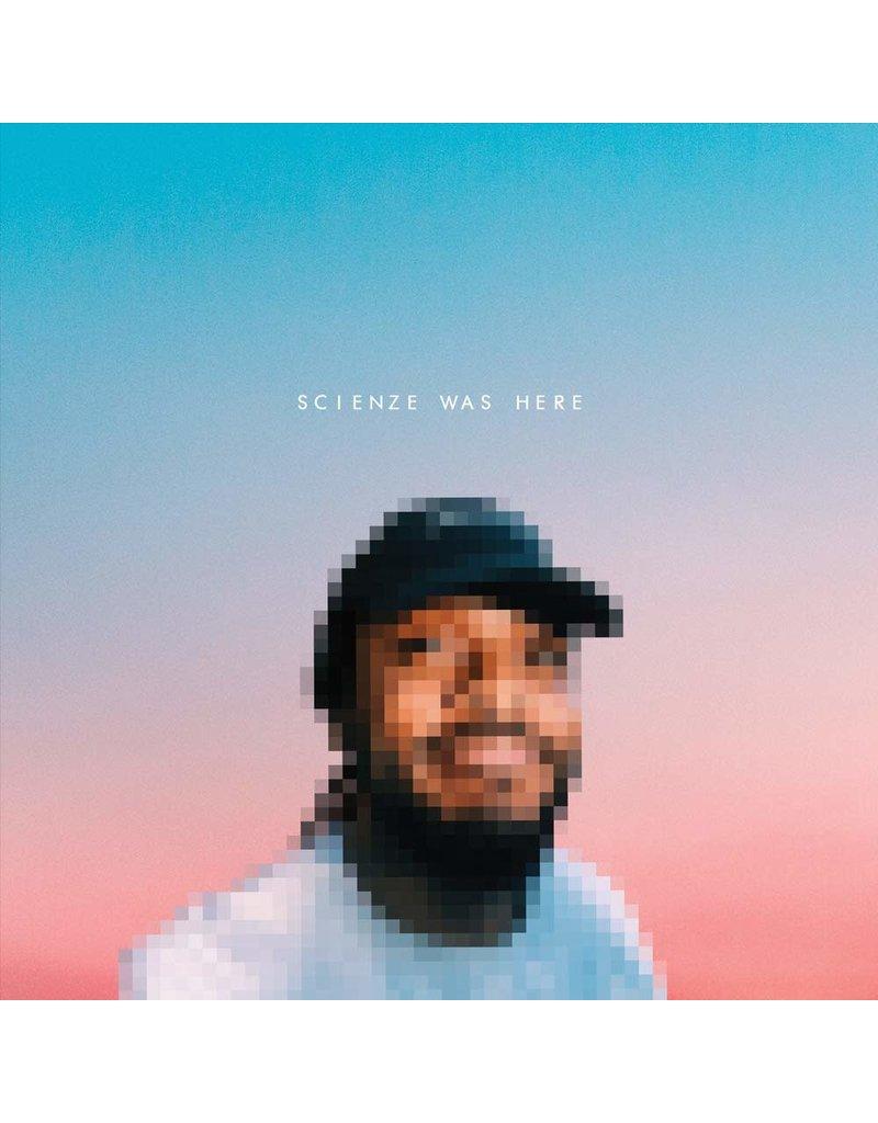 ScienZe - ScienZe Was Here LP