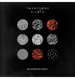 RK Twenty One Pilots – Blurryface 2LP
