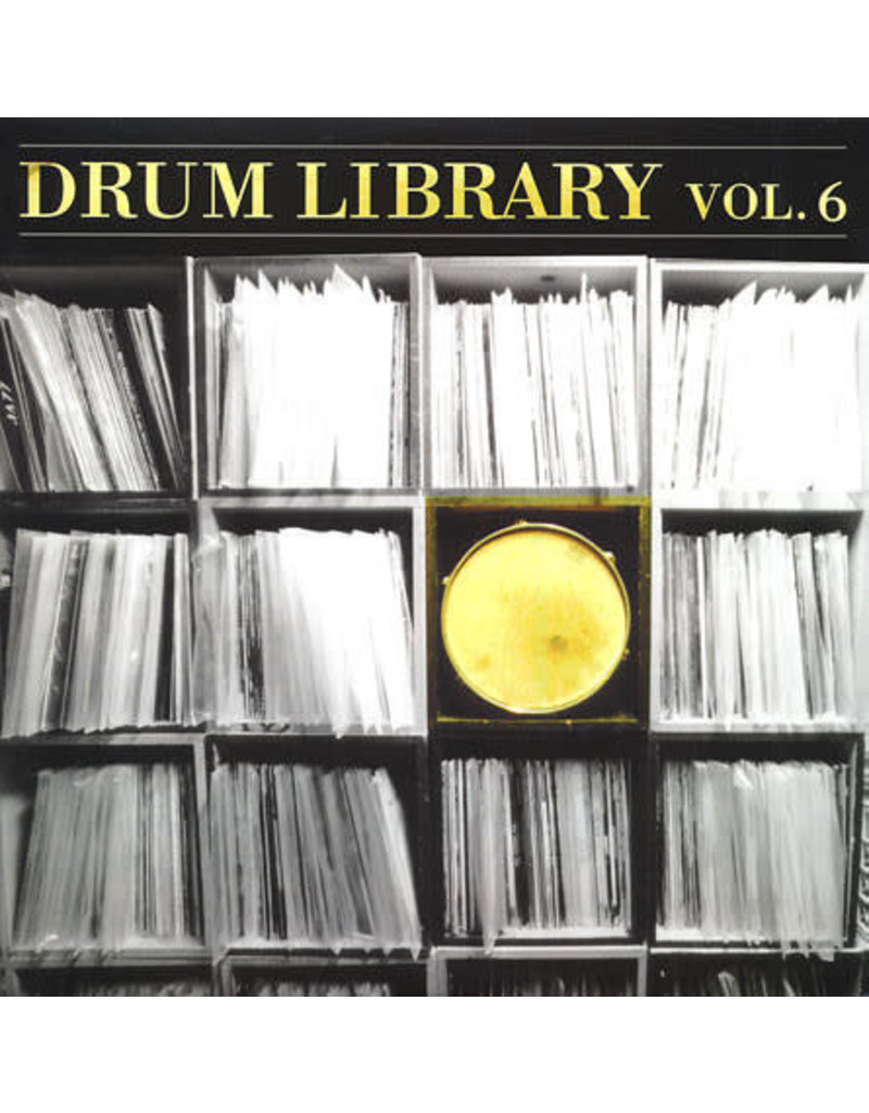 BB Paul Nice – Drum Library Vol. 6 LP