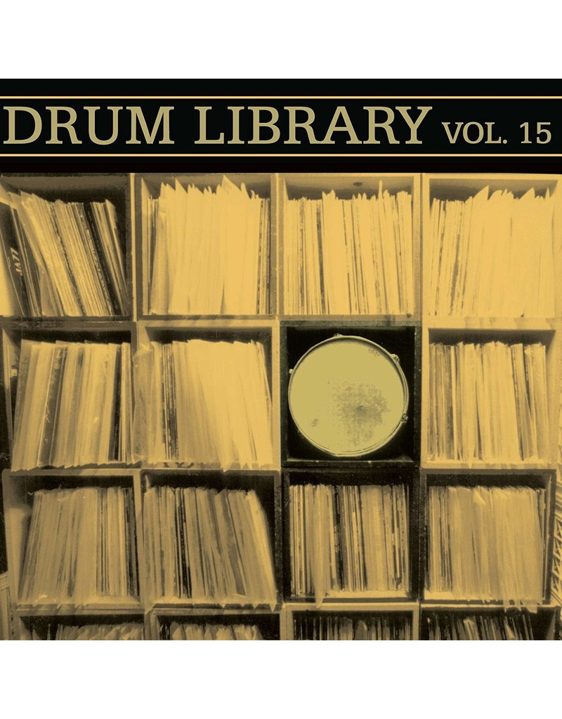 BB Paul Nice ‎– Drum Library Vol. 15 LP
