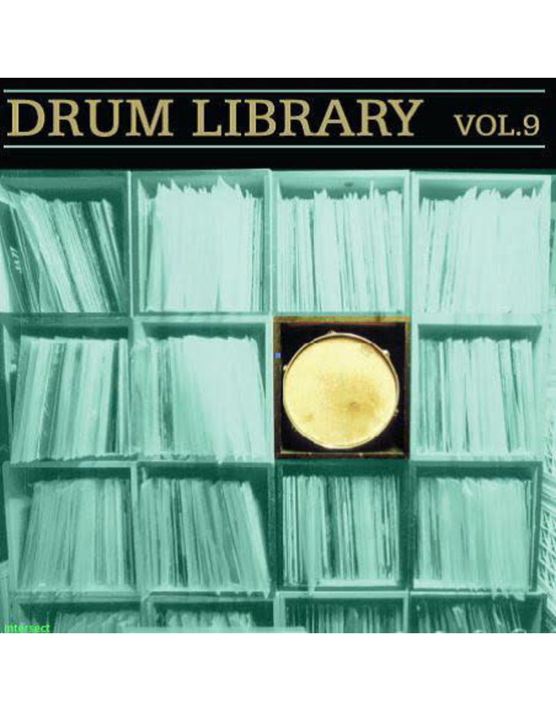 BB Paul Nice – Drum Library Vol. 9 LP