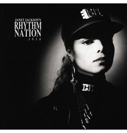 Janet Jackson - Rhythm Nation 1814 2LP