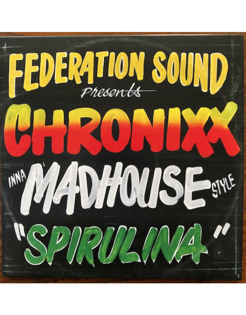 """Chronixx – Spirulina (Inna Roots & Chalice Joyride Style) 7"""""""