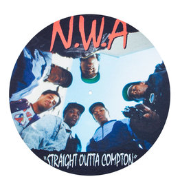 N/A NWA - 1 STRAIGHT OUTTA COMPTON SLIPMAT