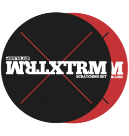 RELOOP XTRM SCRATCHING SET SLIPMATS
