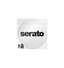 SERATO - LOGO SLIPMAT WHITE
