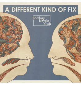 RK Bombay Bicycle Club ‎– A Different Kind Of Fix LP