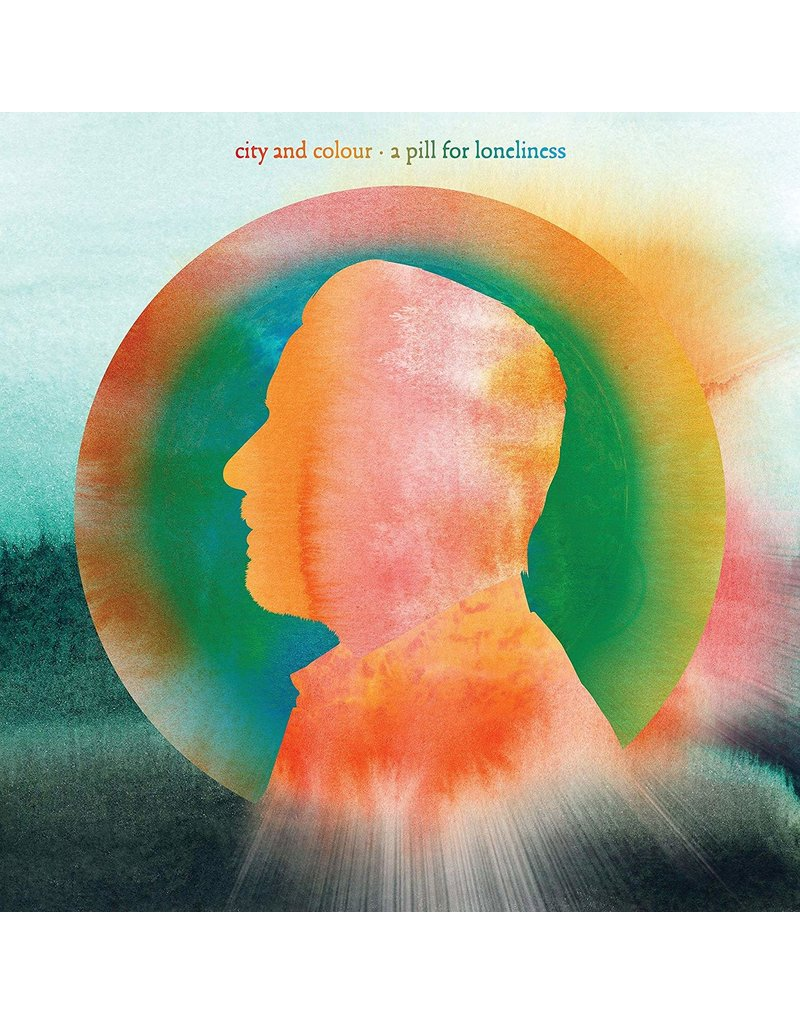 City And Colour – A Pill For Loneliness (Indie Exclusive Coloured Vinyl) 2LP