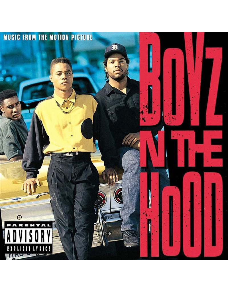 Various Artists ‎– Boyz N The Hood (Music From The Motion Picture) LP