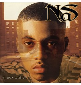 Nas ‎– It Was Written 2LP