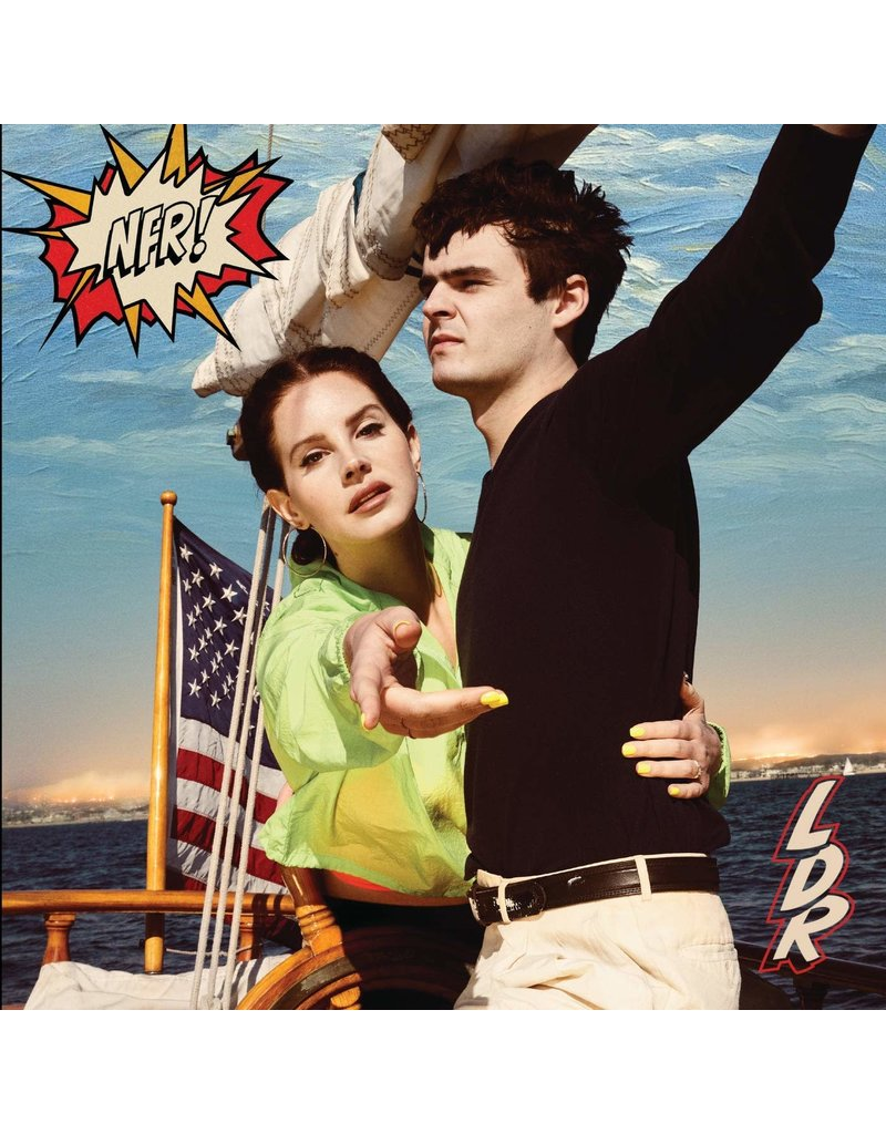 Lana Del Rey – Norman Fucking Rockwell! 2LP