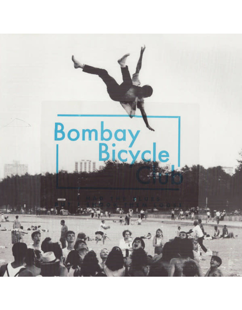 ISLAND Bombay Bicycle Club ‎– I Had The Blues But I Shook Them Loose LP