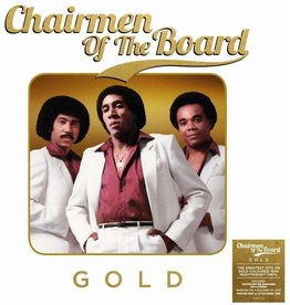 Chairmen Of The Board - Gold LP