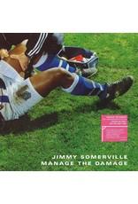 Jimmy Somerville - Manage The Damage LP (2019 Reissue), White Vinyl, 20th Anniversary
