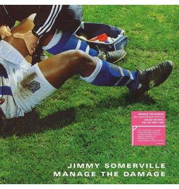 Jimmy Somerville ‎– Manage The Damage LP