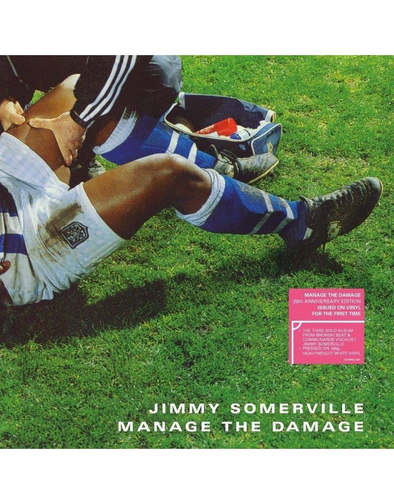 Jimmy Somerville – Manage The Damage LP