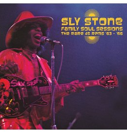 Sly Stone - Family Soul Sessions - The Rare 45 RPMs '63-'66 LP