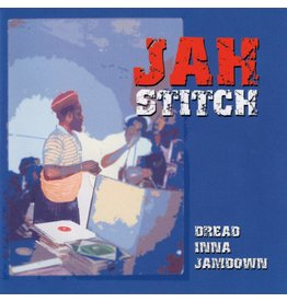 Jah Snitch - Dread Inna Jamdown LP