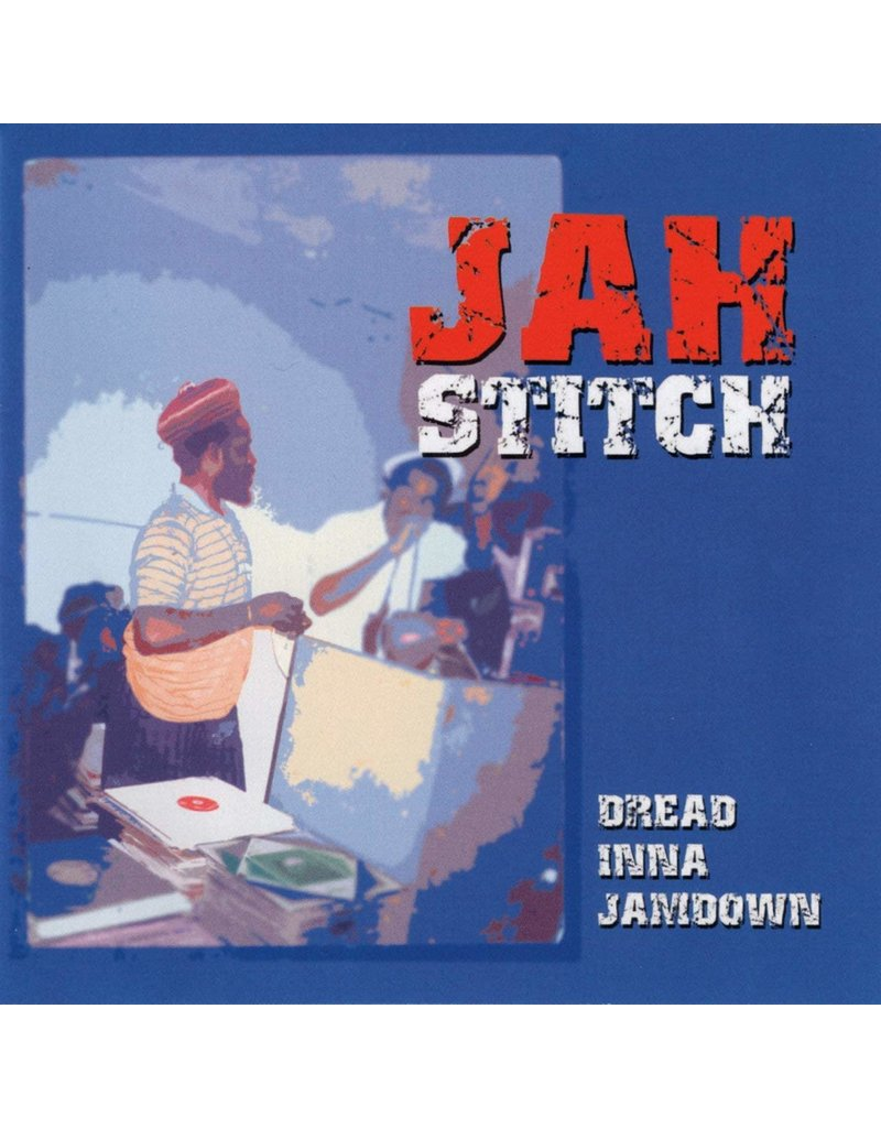 Jah Snitch - Dread Inna Jamdown LP